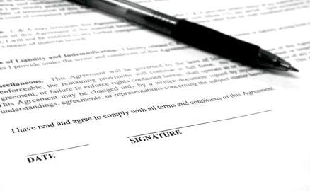 Bosnian Contract Translation