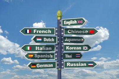 Langues traduites