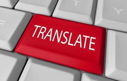 Services de traduction