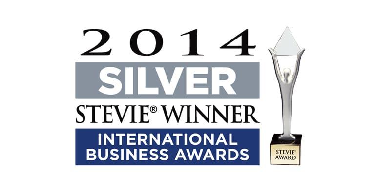 TranslateMedia remporte un Silver Stevie® Award lors de l'édition 2014 des International Business Awards℠