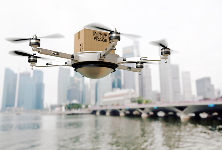 Drone Technology: a Tricky Take-off or the Future of Ecommerce?