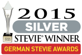 TranslateMedia gewinnt den German Silver Stevie® Award