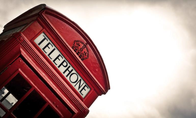 UK telephone