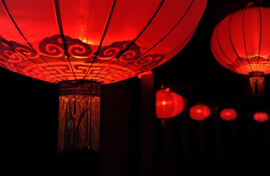 The Disruptive Effect of Chinese New Year