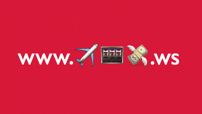 Norwegian Airline emoji