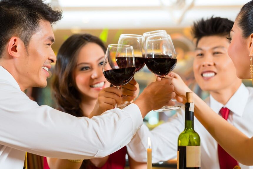 China Loves Wine & International Entrepreneurs Love China