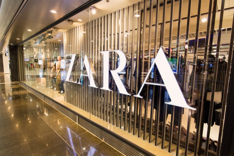 zara market entry strategy