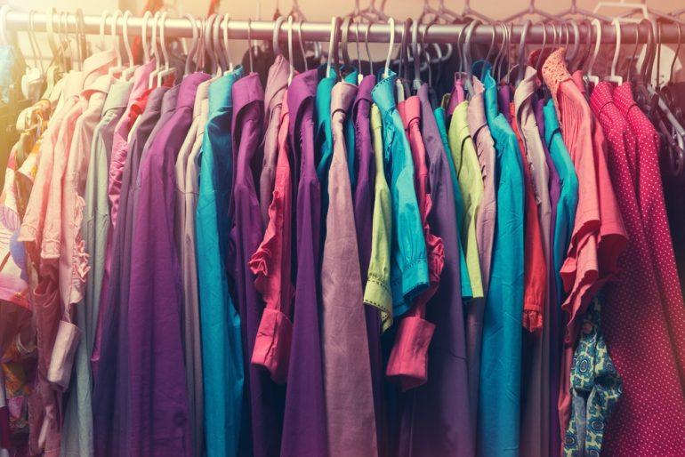 Rental wardrobe
