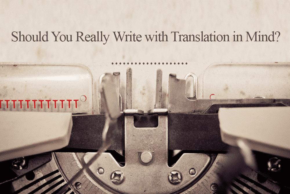 writing-for-translation