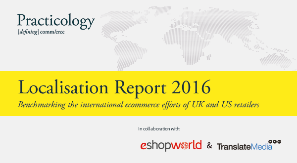 Localisation report 2016