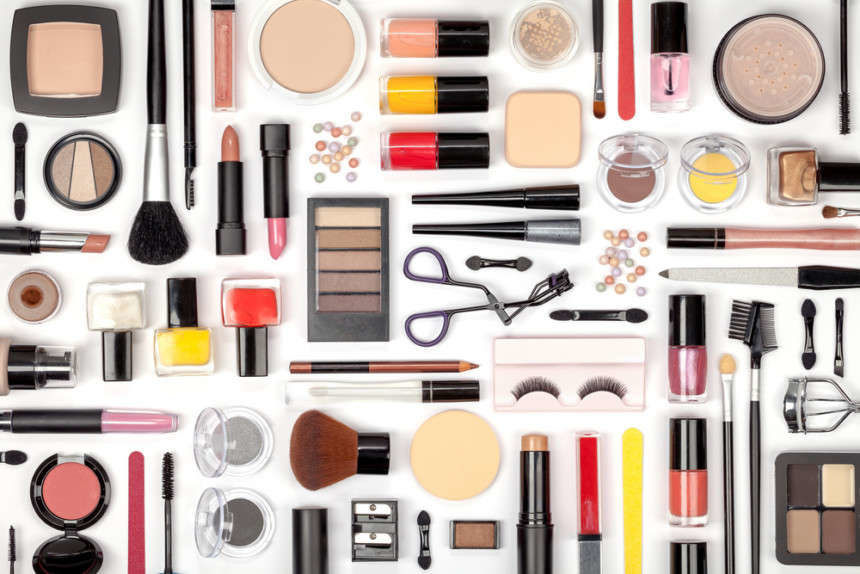 How the Cosmetics Industry Embraced Technology