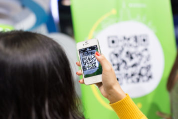 China's Passion for QR Codes