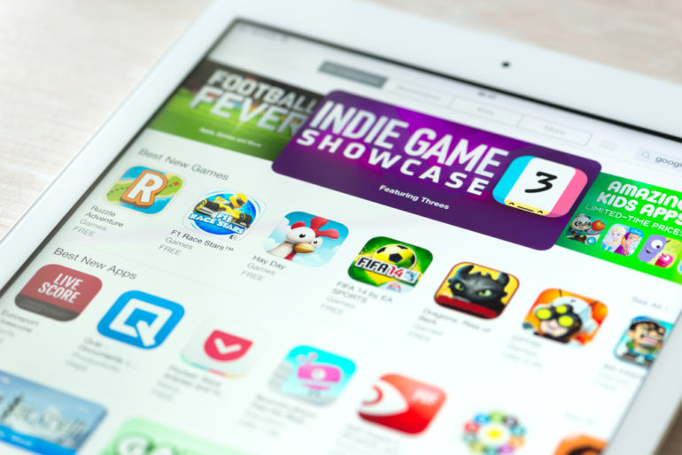 Mobile game marketing