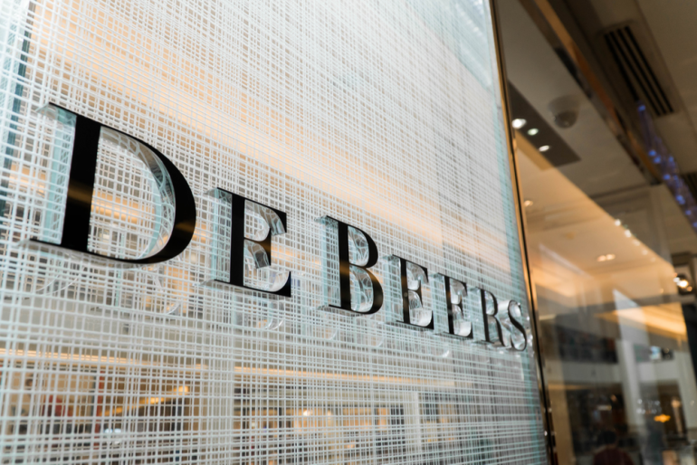 De Beers store