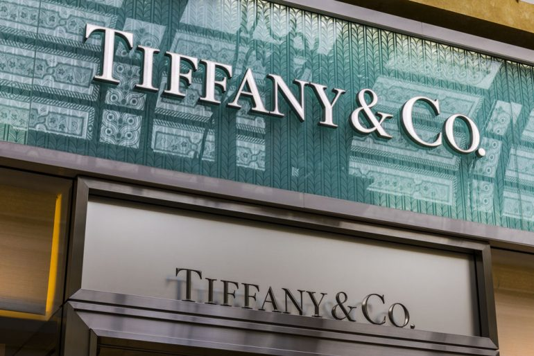 Tiffany & Co store