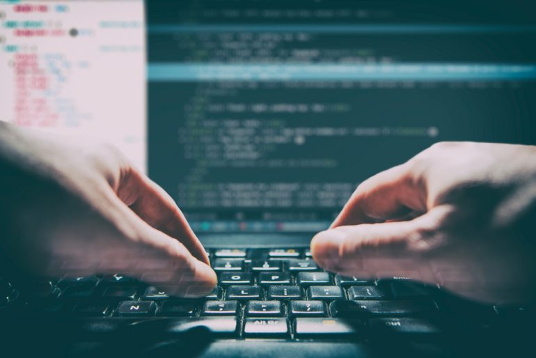 coding code program programming compute coder work write software hacker develop man concept